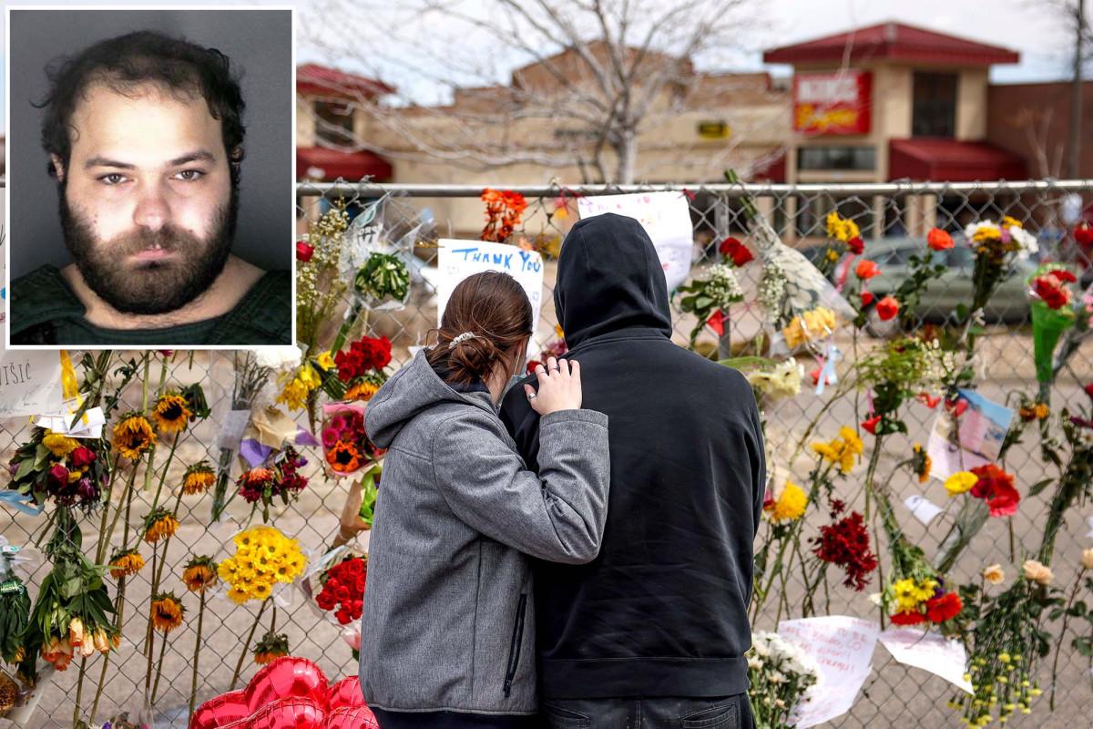 Accused Boulder gunman Ahmad Al Aliwi Alissa was 'laughing' during massacre: report
