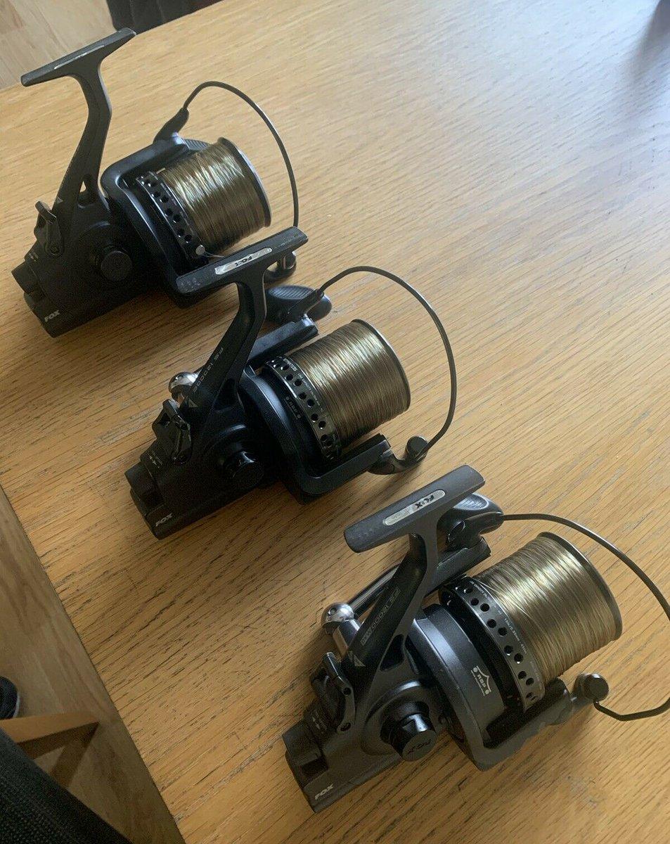 Ad - Fox EOS 12000FS <b>Reel</b>s On eBay here --> https://t.co/wKN1l2eAy1  #carpfishing #fishing