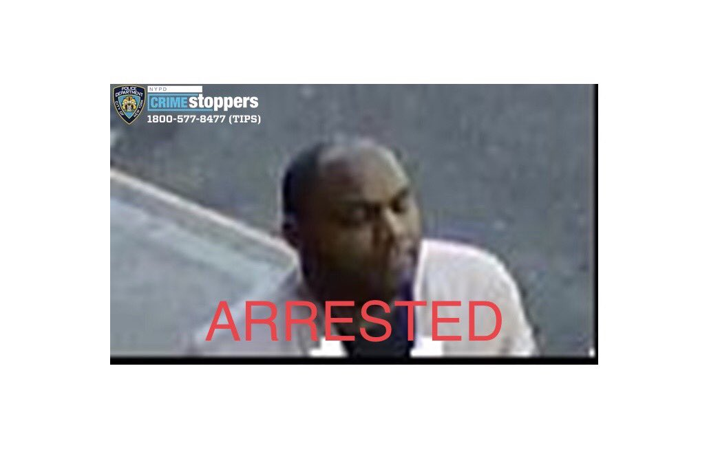 Thanks to assistance from the public and excellent investigative work by @NYPDHateCrimes Detectives, the individual wanted for Monday's assault of a 65 year-old Asian female, at 360 West 43rd St, was arrested and charged with Felony Assault as a Hate Crime.