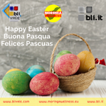 The BLIVALE Group wishes everyone Happy Easter, Buona Pasqua, Felices Pascuas https://t.co/ZnjkPdSS7V