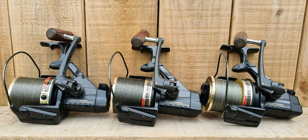 Ad - Daiwa SS9000 x3 On eBay here --> https://t.co/LC0MabxU0y  #carpfishing #fishingtackle https: