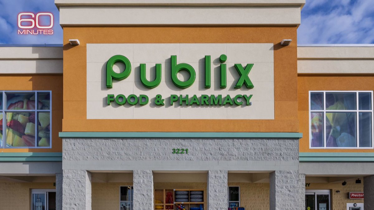 Campaign finance reports obtained by 60 Minutes show that weeks before Florida Governor Ron DeSantis announced a partnership with Publix grocery stores to distribute the vaccine in its pharmacies, Publix donated $100,000 to his PAC.