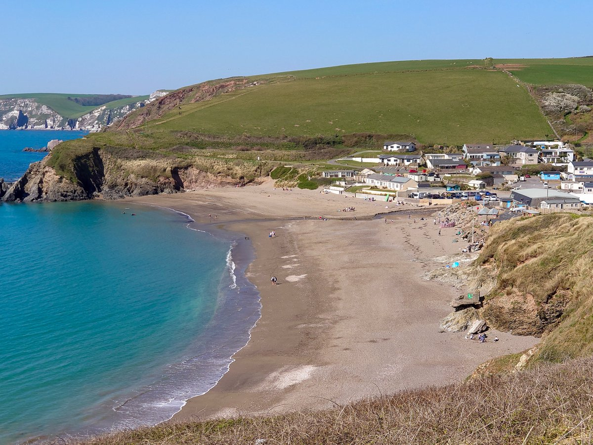 test Twitter Media - C H A L L A B O R O U G H  Turquoise waters gently lap the beach at Challaborough. A perfect hideaway from the hustle and bustle of daily life.  #Challaborough #Devon #SouthDevon #VisitDevon #LoveDevon #ExploreDevon #Beach https://t.co/qssDyom1mv