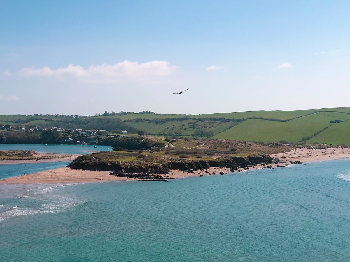 test Twitter Media - B A N T H A M Bantham Beach, officially a South Devon Area of Outstanding Natural Beauty.  #Bantham #Devon #SouthDevon #VisitDevon #LoveDevon #ExploreDevon #SWIsBest #Beach https://t.co/NqClzm7W3s