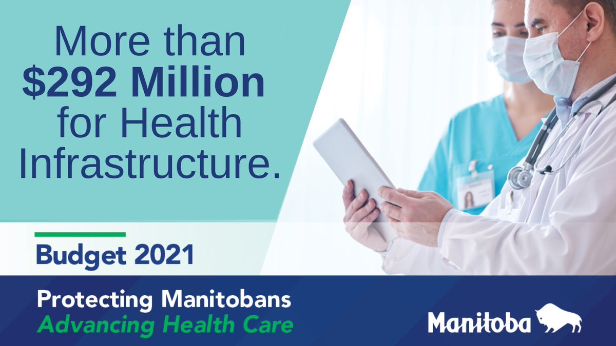 test Twitter Media - MBBUDGET2021 is #ProtectingManitobans with record investments in health care. That includes $88.5 million to build a new emergency department at St. Boniface Hospital. Read more about how we're #AdvancingHealthCare at: https://t.co/5Mj8vyuu6T https://t.co/4H76pHCBQa