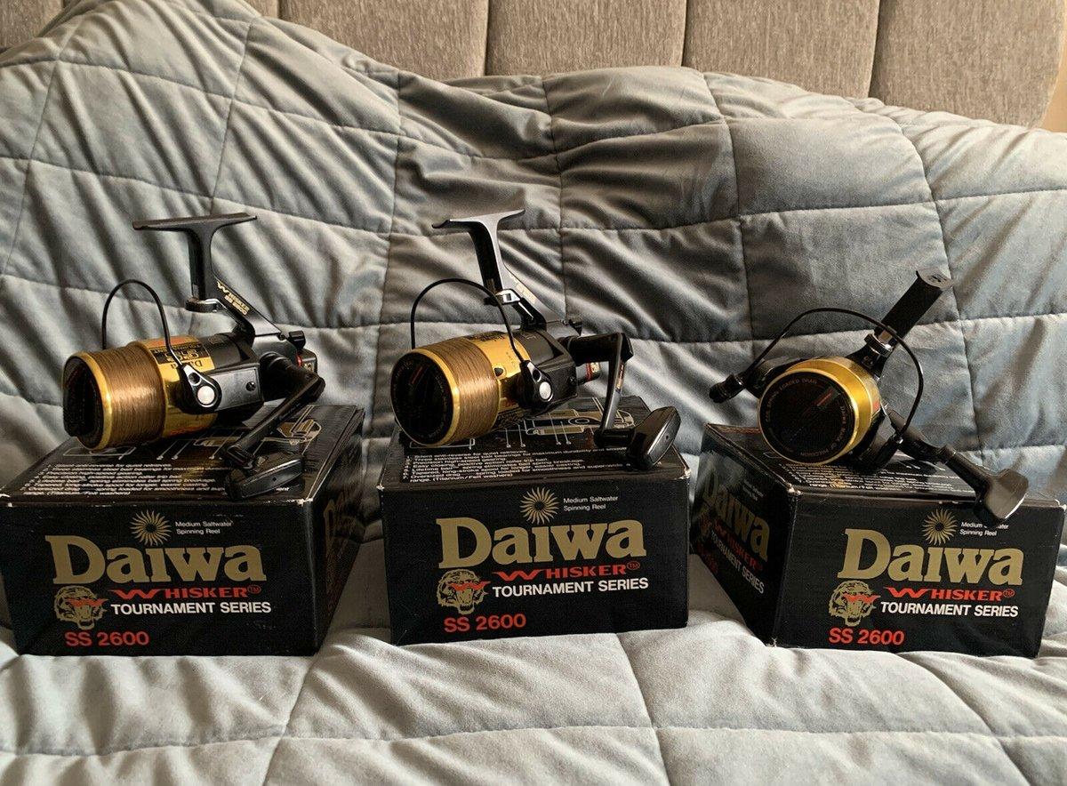 Ad - Daiwa SS2600 Tournament Reels On eBay here -->> https://t.co/1L9U0m6R0s  #carpfishing #fi