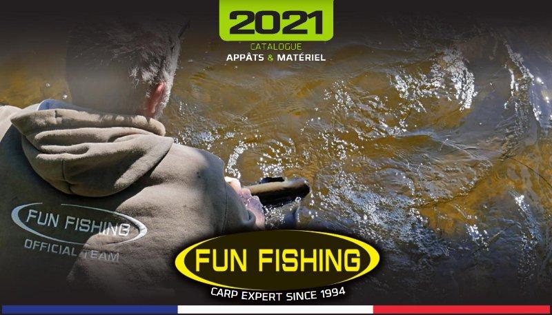 Catalogue Fun Fishing Carp 2021 : https://t.co/nDJTSZrsG8  #carp #carp<b>Fishing</b> #<b>Fishing</b>