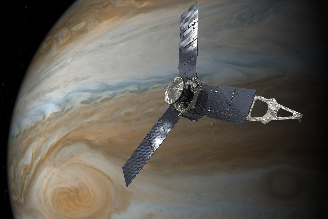 #PI_Daily DYK? The nearest operating spacecraft to @NewHoirzons is the @NASAJuno Jupiter Orbiter, approximately 4 billion miles away! Talk about a metaphor for loneliness and isolation! https://t.co/hwFpfabVVD