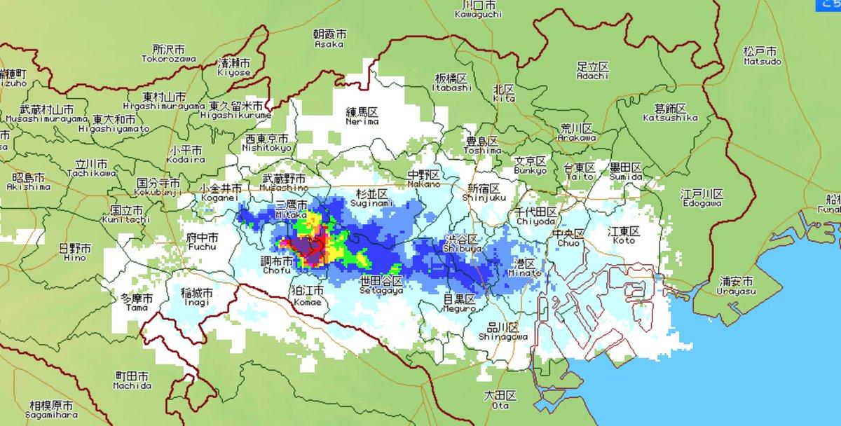test ツイッターメディア - アメッシュ(4/8(木)) https://t.co/DEnavjTnDE  東京都市部をすぐに通り過ぎてくれそうである https://t.co/PJHDJBL9Jz