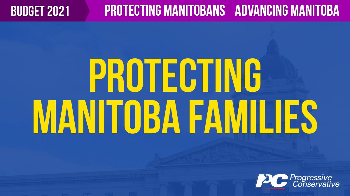 test Twitter Media - Learn more about how our PC government is protecting Manitoba families: https://t.co/D4dsEnucT8   #mbpoli #mbbudget2021 https://t.co/lTAu3BDFdX