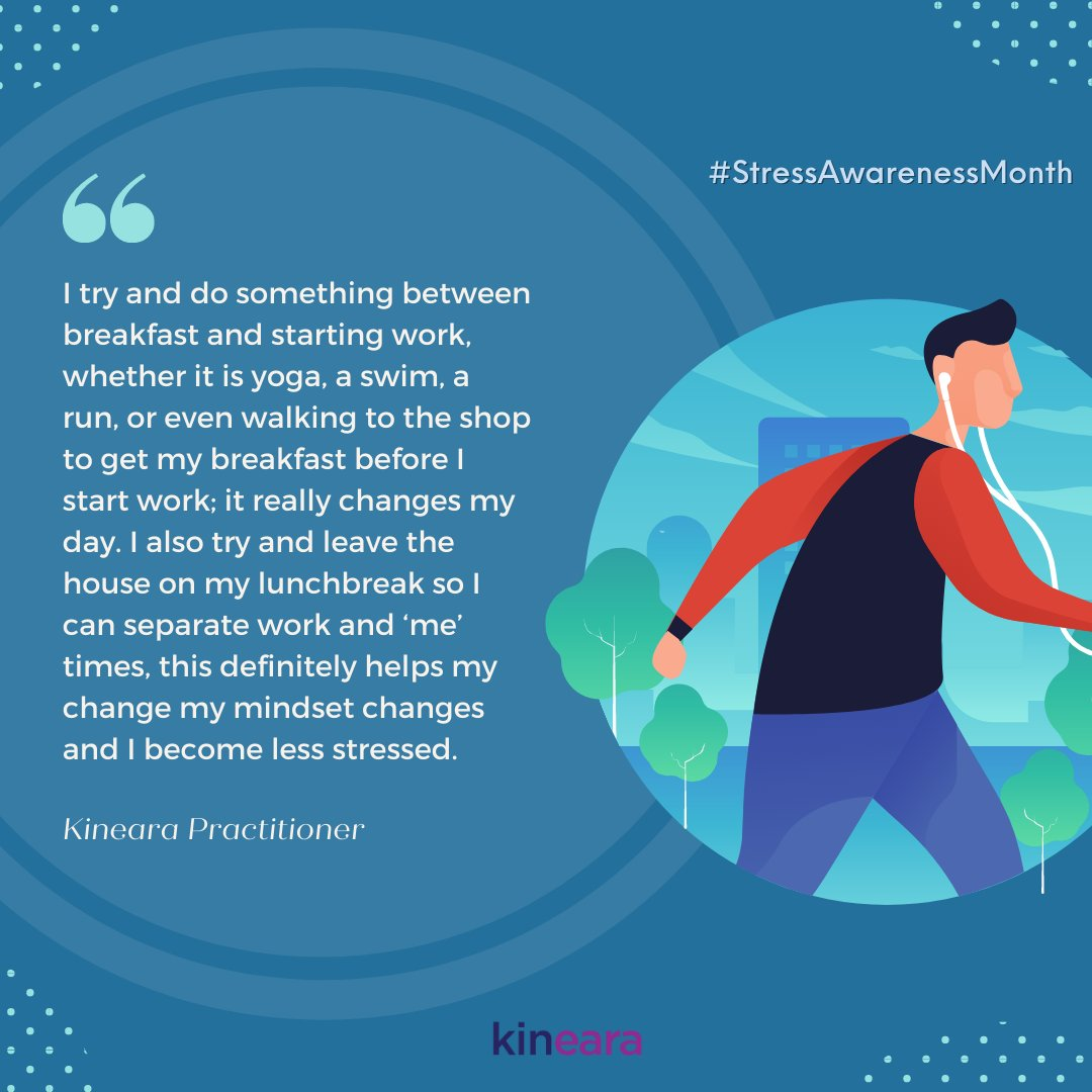 test Twitter Media - Last week we sat down for our Wellbeing Team Meeting to share small and meaningful things we can do everyday to support our wellbeing.  Here's a great tip from one of our practitioners on mental health breaks & changing your mindset: https://t.co/RZwabOJte8  #StressAwarenessMonth https://t.co/x1U8hbgpsZ