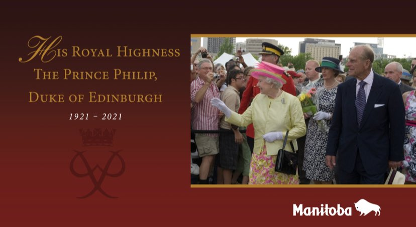 test Twitter Media - We extend our deepest condolences to Her Majesty The Queen and the members of the Royal Family on the passing of His Royal Highness Prince Philip, The Duke of Edinburgh. https://t.co/oO6WVajXSv