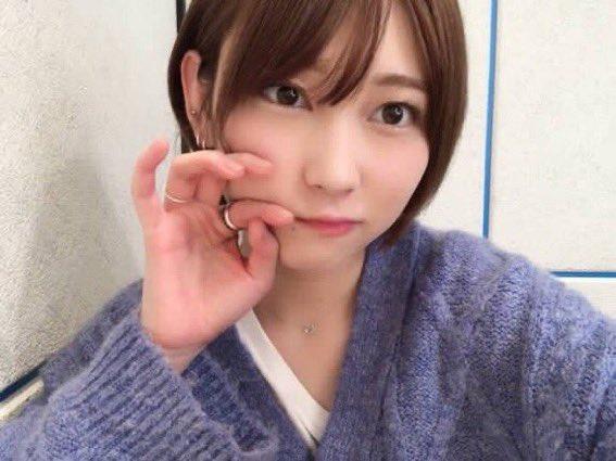 test ツイッターメディア - @Nisino_ga_suki 志田愛佳とショートカットぐらい🥺 https://t.co/GTNSplyxdt