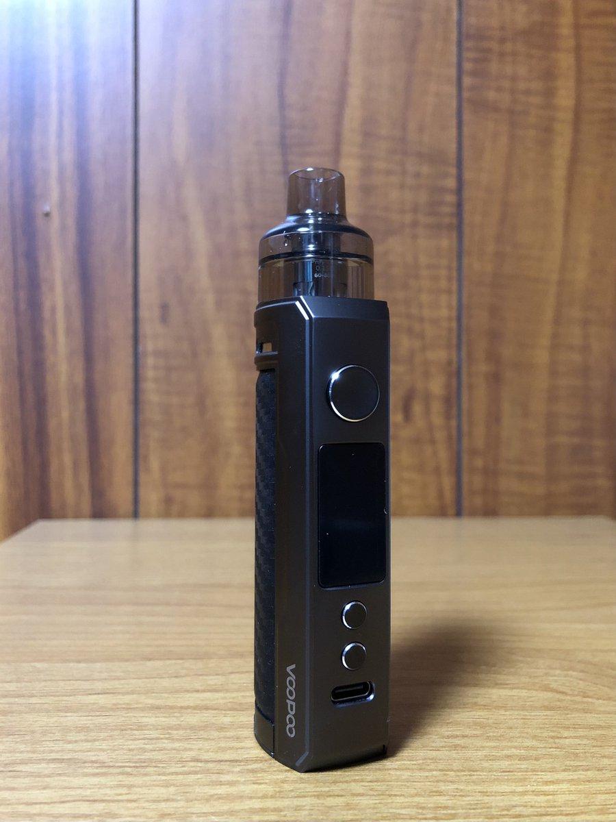 test ツイッターメディア - 今日買ったやつ。DRAG Xくん。電子タバコ。バッテリー別売に気付こうな。いやてか充電ケーブルまで入ってるならバッテリーも同梱しといてよ...😂 https://t.co/XwPDkEfWmg