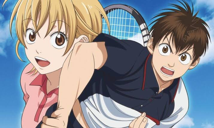 test ツイッターメディア - ベイビーステップ  勉強にしか興味のなかった高校生・栄一郎は、運動不足解消のために参加したテニススクールで、テニスの奥深さに目覚める。全くの素人だった栄一郎は身体面での不利を、持ち前の観察・分析力と徹底して身に付けたボールコントロールで補っていくことに...  #アニメ好きと繋がりたい https://t.co/q3jY3J6mDd