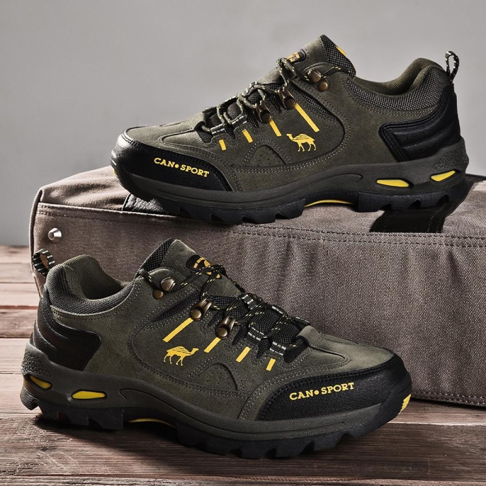 Men's Contrast Detail Trekking Boots #outdoors #carp<b>Fishing</b> https://t.co/DImUtDz1Cl https://t