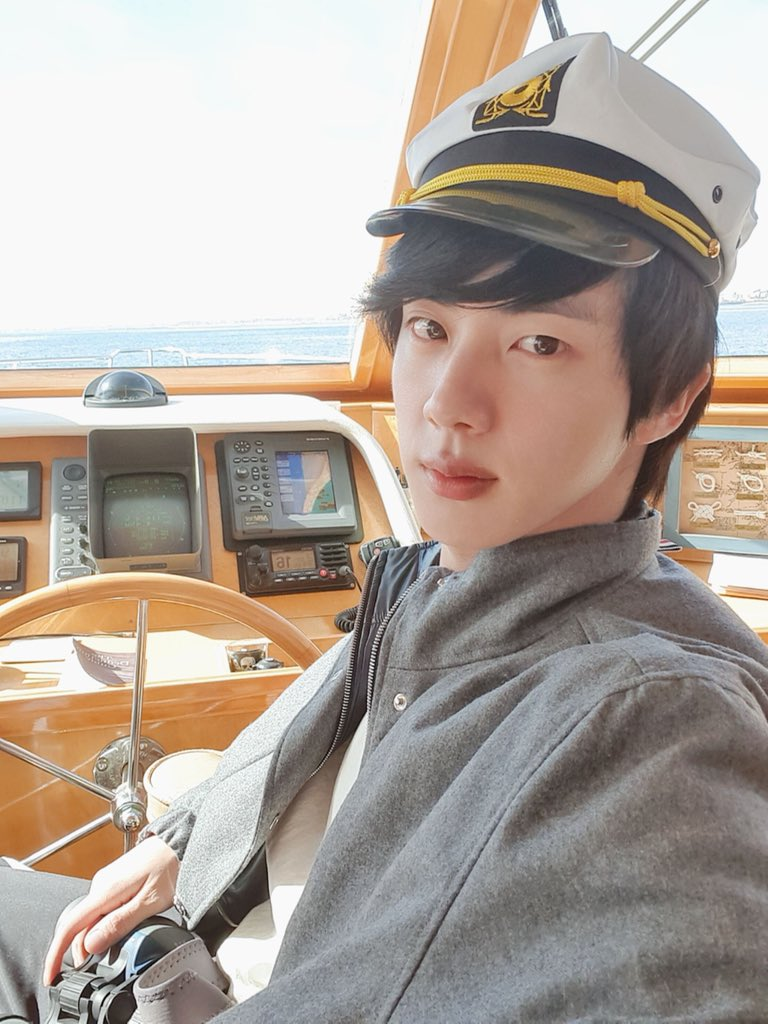 CAPTAIN JIN