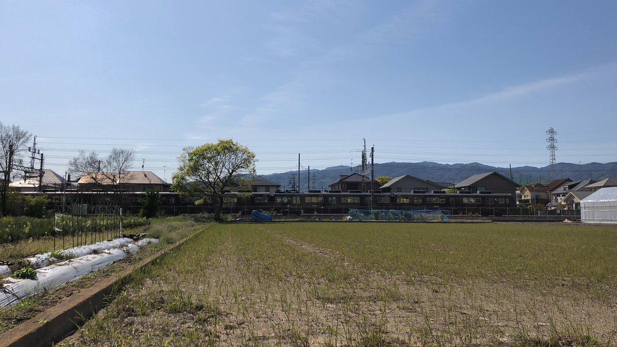 test ツイッターメディア - 阪急電車 側面 https://t.co/VqSNI5tfwK
