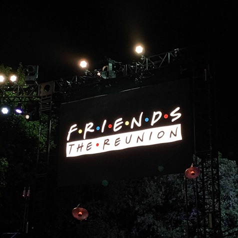 That's a wrap! 🎬 Could we BE anymore excited!? Friends: The Reunion is coming to @hbomax. #friendsreunion