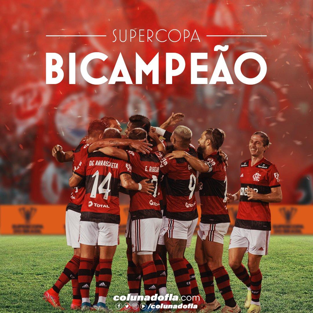A SUPERCOPA DO BRASIL É NOSSA NOVAMENTE! ISSO AQUI É FLAMENGO!🏆🏆🥳🥳