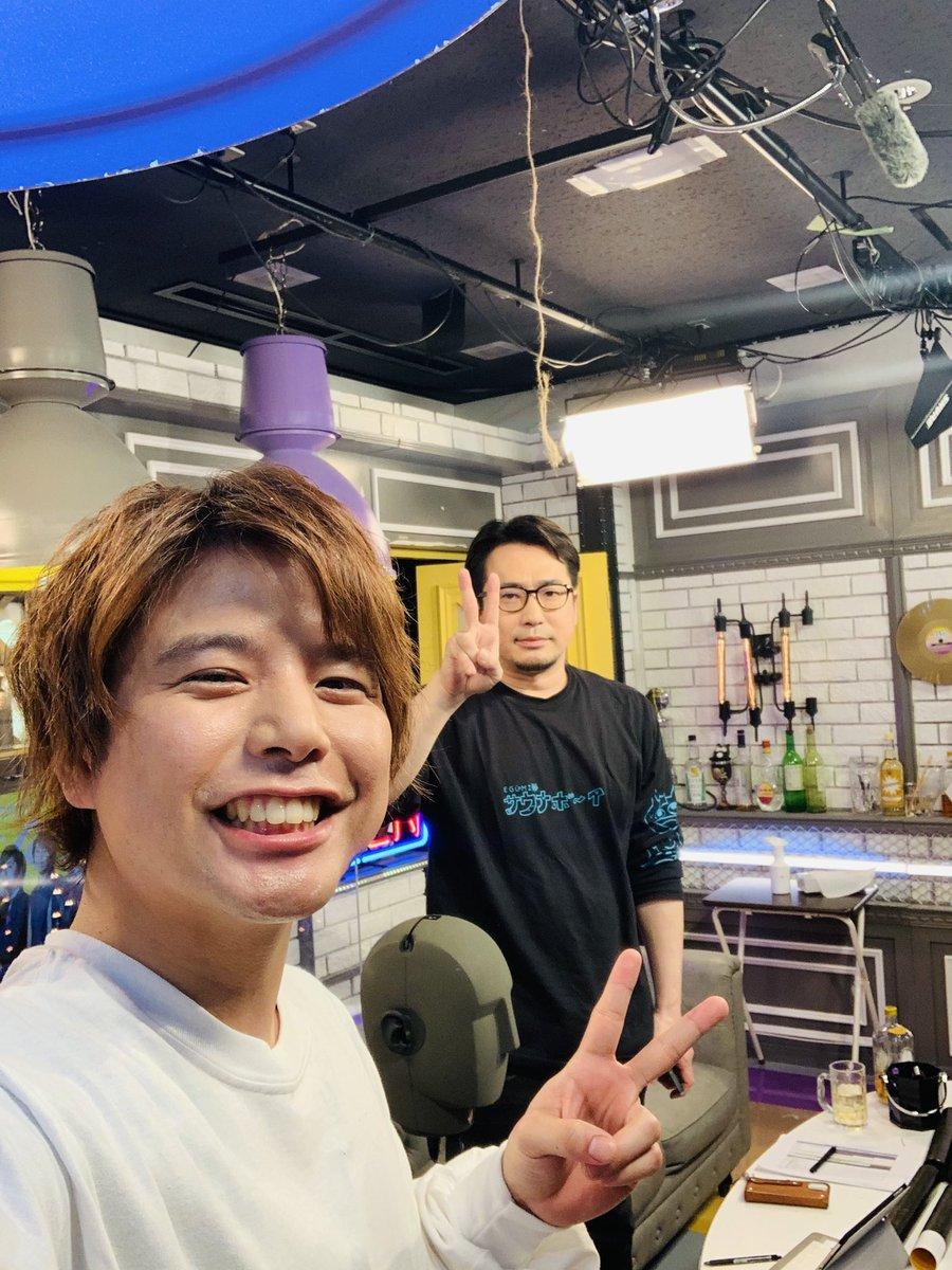 仲村宗悟の4月12日のツイッター画像