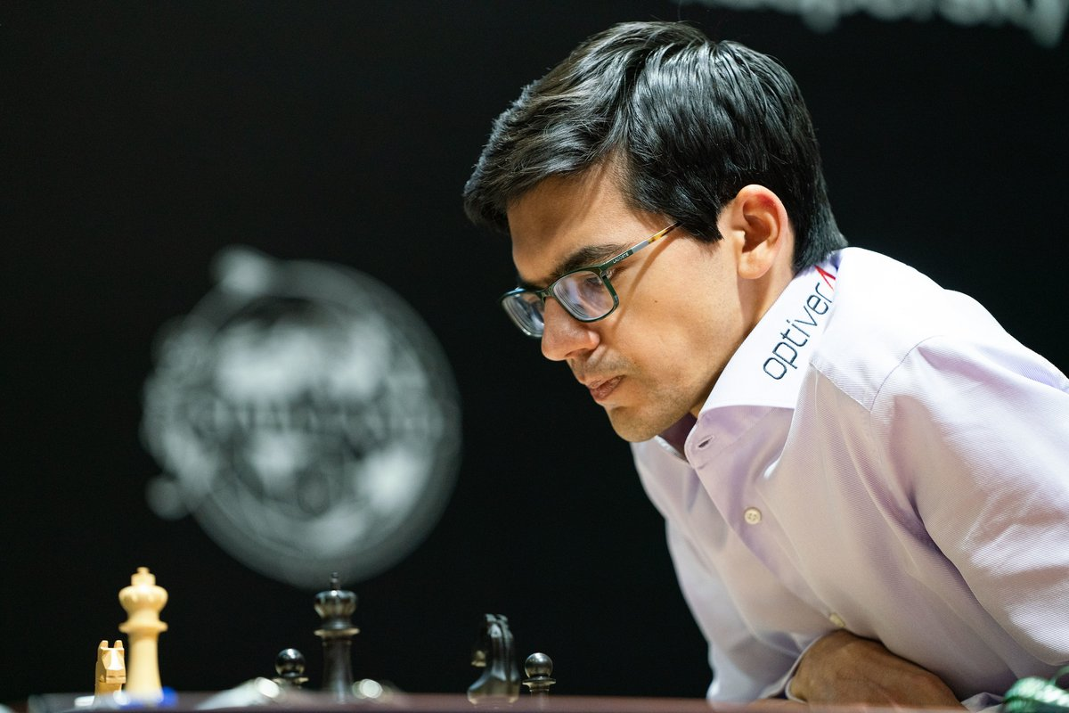 test Twitter Media - Who does not know the chess meme about Anish Giri drawing all of his games? It's all history now, but one thing keeps unchanged - it's still extremely difficult to defeat him! https://t.co/KragF4Y2tC