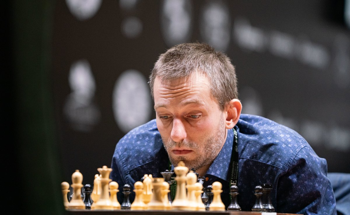 "test Twitter Media - Of course, it is Alexander Grischuk who plays his fifth Candidates Tournament.   Compilations of his best remarks can be found on YouTube under ""Thug Life"", and here is one from the first part of the Candidates: https://t.co/1d3KcxTd93 https://t.co/18fZHoIMds"