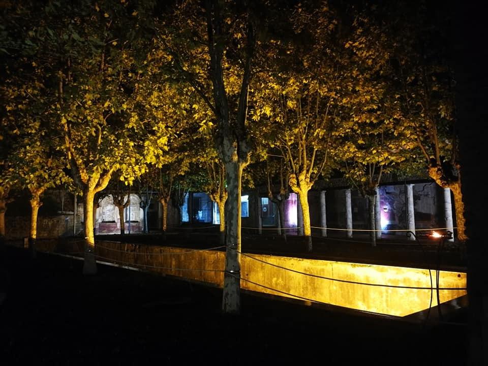 test Twitter Media - Il Parco Archeologico di #Pompei di notte. Partecipiamo anche noi alla #MuseumatNightChallenge, ideata da @Pass_Frameries, con le immagini notturne degli Scavi di Pompei, di Villa Regina a Boscoreale, di Villa San Marco a Stabia e degli Scavi di Oplontis. 🏛️🌟 #MuseumAtNight https://t.co/GoDBnE0lSD