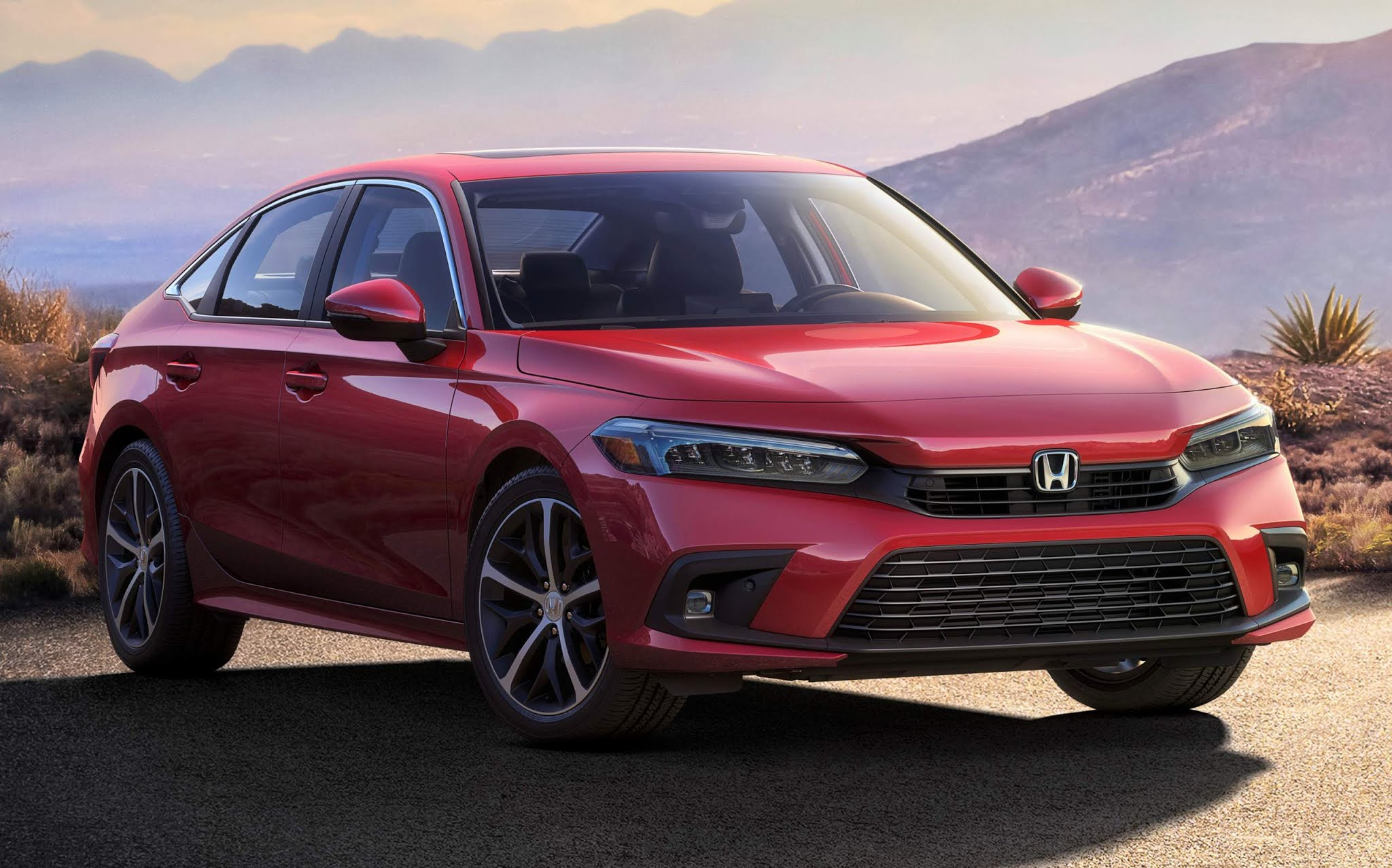 The Honda Civic is one of the longest-running JDM cars. What started as a compact hatch is now a luxury sedan. Honda has now unveiled its eleventh generation avatar.   There are no details yet, but we might find them out on April 28. https://t.co/d0aJ0yY4kZ