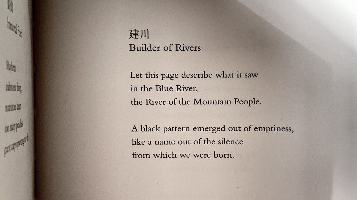 test Twitter Media - RT @_IanBoyden: April 16. Today is the birthday of Builder of Rivers.  #AForestOfNames #512Birthday @aiww https://t.co/ZdrGWG2p8H