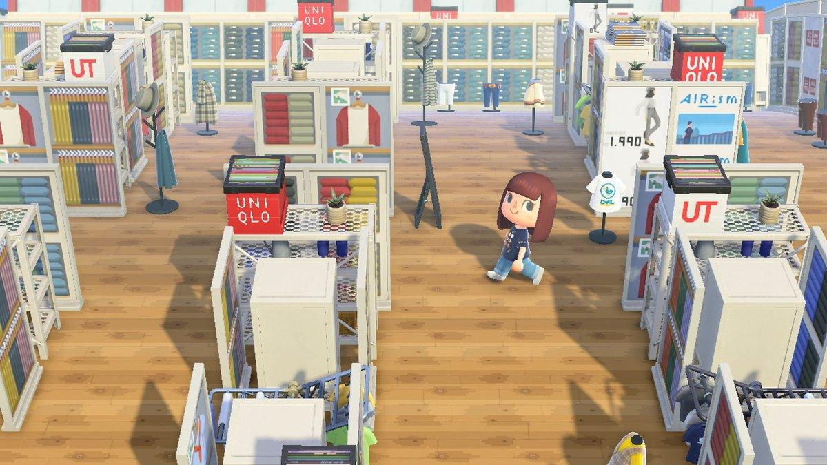 test ツイッターメディア - UTが「あつ森」コレクション発売。ゲーム内にUNIQLO島が登場。https://t.co/SHT5PqYgag https://t.co/7aSOzCHGUw