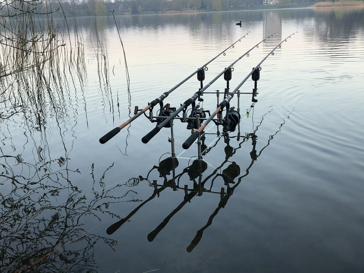 Back on the banks! Tight lines! ud83cudfa3 #carp #carpfishing #<b>Karpervissen</b> #fishing https://