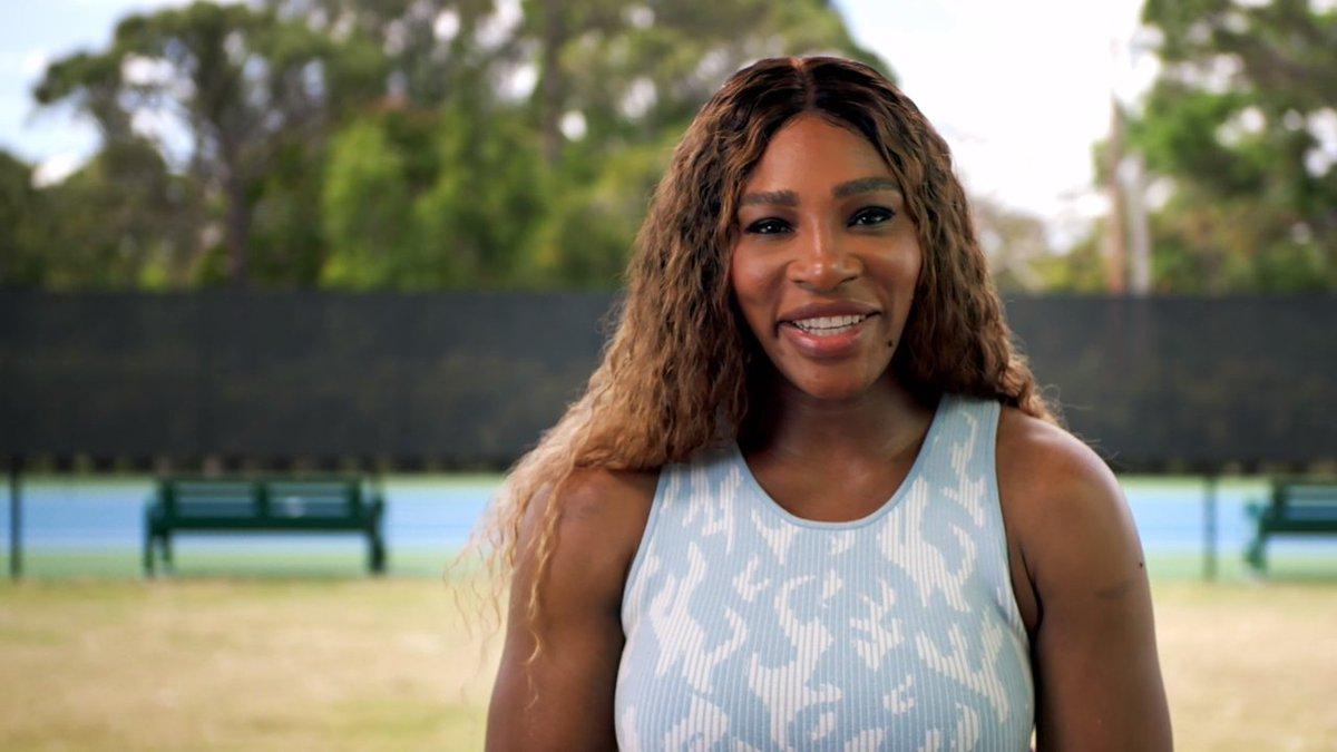 ThiruHR: The biggest learning for me is that you can't give up. @serenawilliams | @sbyserena #AdobeSummit https://t.co/AVts1Pu8zI