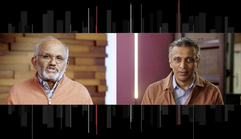 roggen: Shantanu talking to Rajesh Subramaniam from FedEx at #AdobeSummit https://t.co/Nhazown420