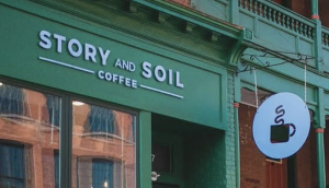 test Twitter Media - Patrons of Wesleyan R.J. Julia Bookstore can look forward to sipping on coffee while they shop—the bookstore recently partnered with Hartford-based Story and Soil Coffee Co., which will open its second location inside Wesleyan R.J. Julia on May 1.  https://t.co/cEQvcSqjjB https://t.co/H2Mafugd84