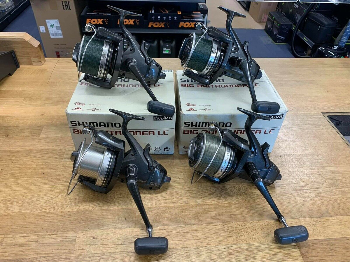 Ad - Shimano Big Baitrunner Long Cast Reels On eBay here -->> https://t.co/w11lZgmg1d  #carpfi