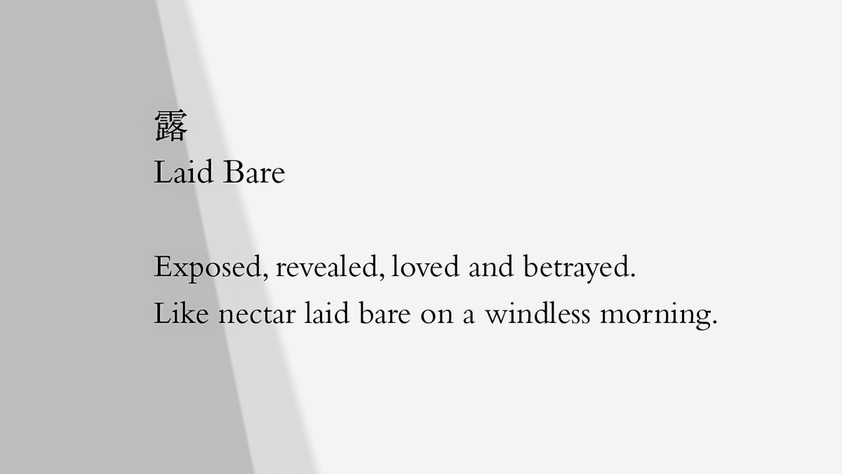 test Twitter Media - RT @_IanBoyden: April 22. Today is the birthday of Laid Bare.   #AForestOfNames #512Birthday @aiww https://t.co/SLs3lKYRNG