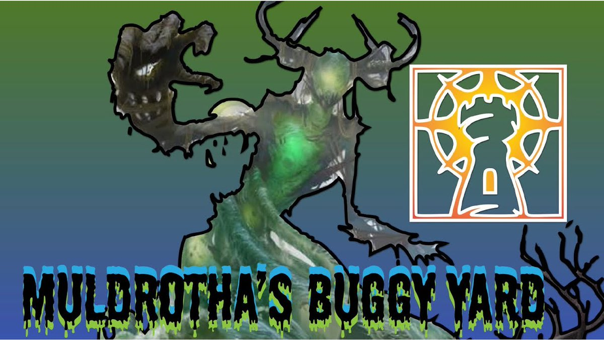 test Twitter Media - https://t.co/6ZJncmrH1e  Be sure to check out the latest #brewsandbuilds with @bigtucktweeting Muldrotha death deck!  Video Editing/Art @_TCoats  Audio Editing @DearSquee https://t.co/h3BUxAvGf1