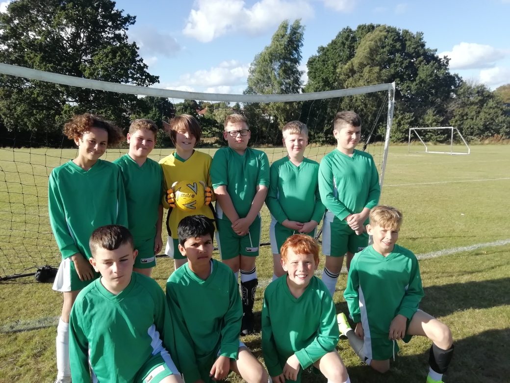 test Twitter Media - Y6 Boys football - These boys played really well together. They had several short matches against Chilcote 1-0, 0-1, 1-1, 2-0. Well done boys. https://t.co/b1h7dwou3h