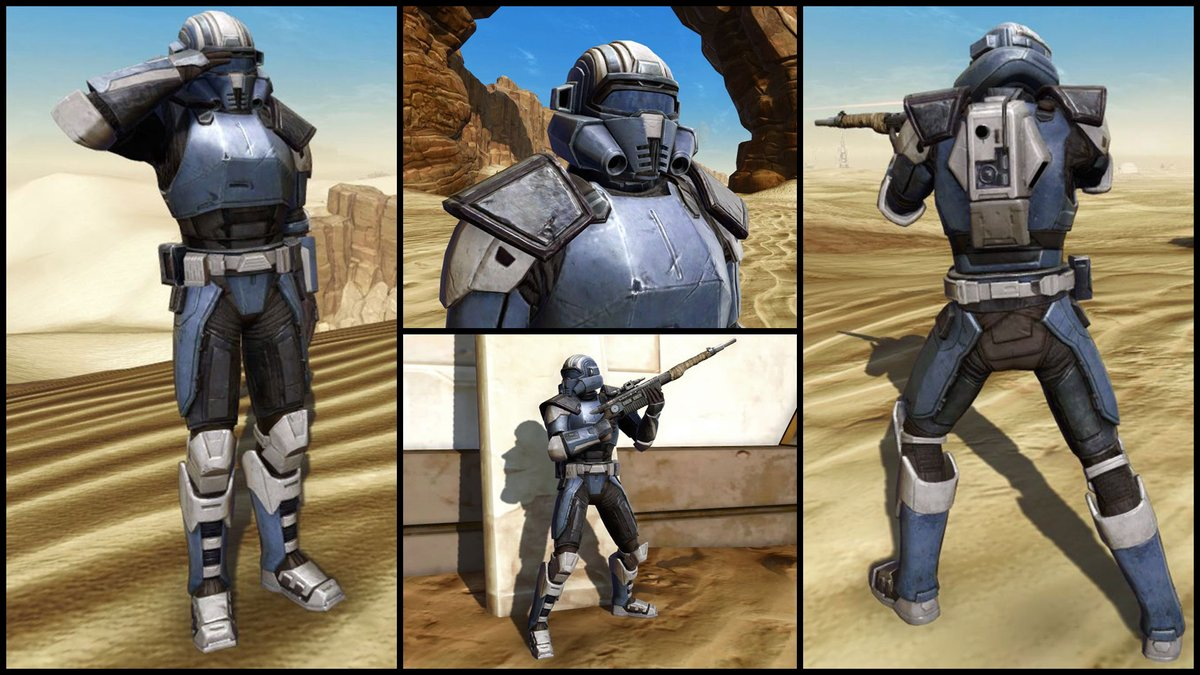 test Twitter Media - The Frontline Scourge's Armor Set has been added to the Cartel Market. It will suit players who are looking for a protective and functional armor set. More details here: https://t.co/ct8IcjO9wj https://t.co/cnmiUxK4qb