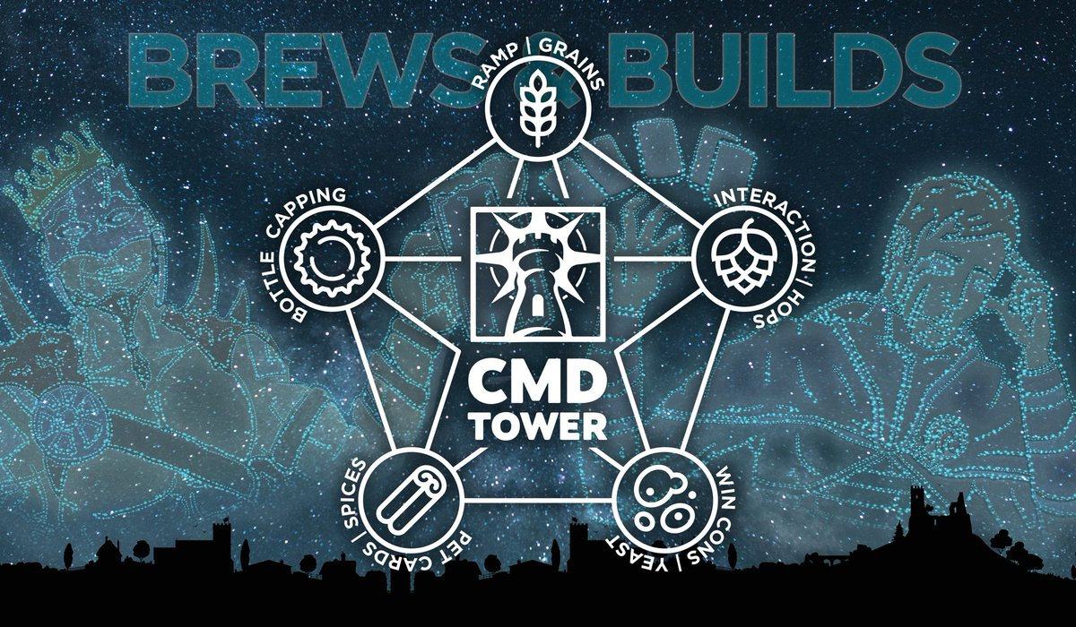 test Twitter Media - So @RMcKenzi3 was busy today for @CMDTower look at this sweet #brewsandbuilds playmat & even made my reading rainbow one! https://t.co/Lpyw1v6iG6