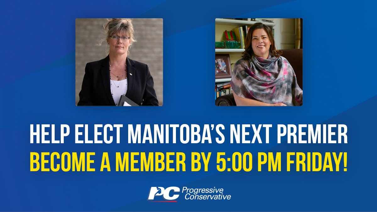 test Twitter Media - 🚨 24 hours left to purchase your membership and have your say in who leads our party into the next election!   Get yours here: https://t.co/gkzGwG1elm  #mbpoli #cdnpoli https://t.co/kozzMk9tSu