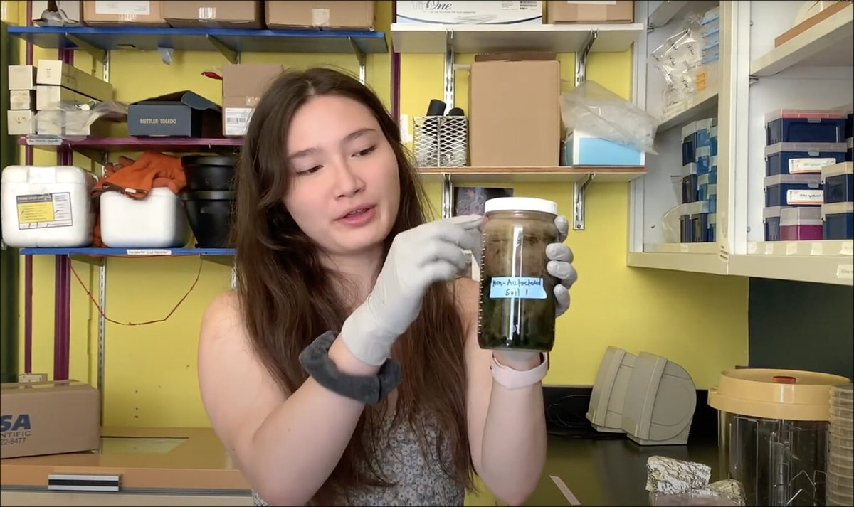 """test Twitter Media - Four Wesleyan student researchers uncovered a new strain of bacteria on campus that may be able to decompose microplastics. If confirmed, the """"plastic-eaters""""could help create a product that could remove microplastics from the environment.  https://t.co/kVny8PR3mb https://t.co/XttOfHsLAI"""