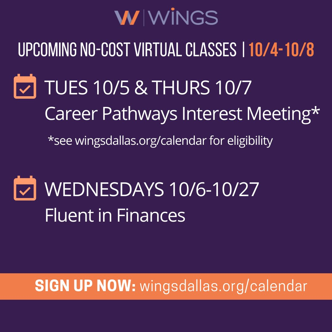 test Twitter Media - Join us for this week's free virtual sessions! You have the opportunity to learn more about our Career Pathways program and see if you qualify, and then on Wednesday all are welcome for our 4-week series: Fluent in Finances. Register: https://t.co/87gQ9BObJ4 https://t.co/rwbafm0MOx
