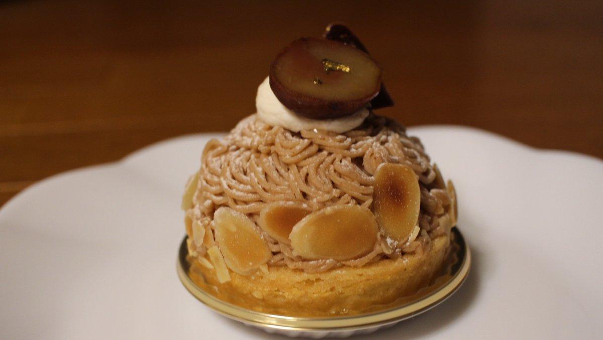 test ツイッターメディア - デメル@松屋銀座■ザッハトルテが有名ですが、オーストリアの洋菓子店でマローニタルト。https://t.co/75laKcGzpw https://t.co/Iiqh9aoQ7F