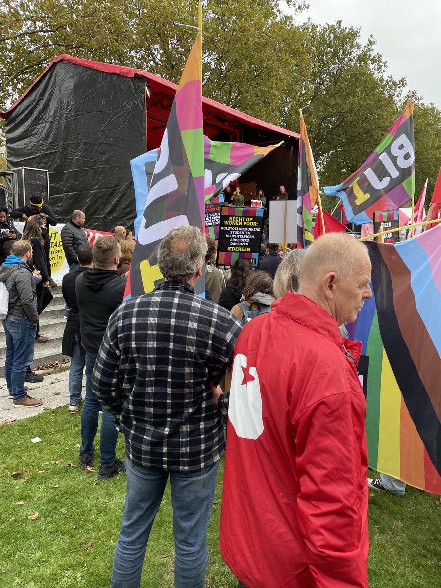test Twitter Media - @NietTeKoop en A'damse Huurdersverenigingen en actievoerders zijn in Rotterdam 17-10-2021 @woonopstand #woonopstand https://t.co/0CXSdluD45