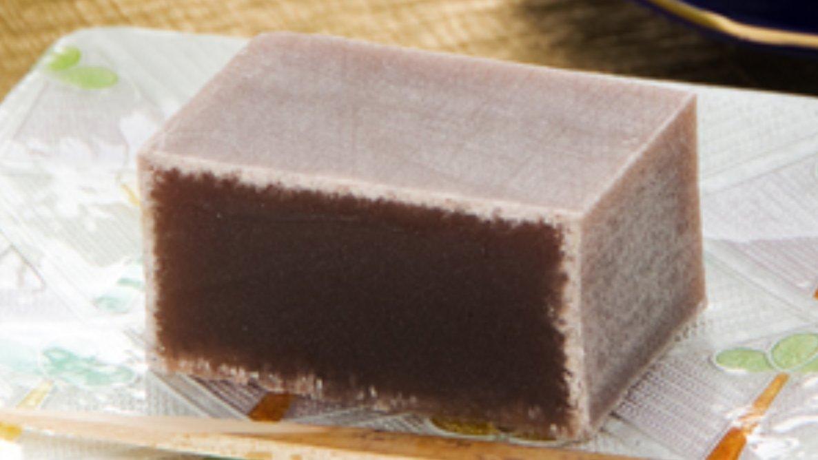 test ツイッターメディア - @DENKATAN 佐賀の小城羊羹も周りがジャリジャリ砂糖のコーティングで捨てがたいです… https://t.co/W0BK2MhcP6