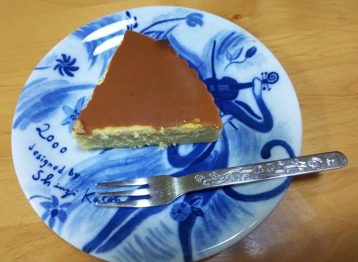 test ツイッターメディア - 先週のvocal competitionのときに、応援団のお友達が差し入れしてくれたCHEESE GARDENの「御用邸 栗チーズケーキ」。 今日、ひとくちひとくち味わって、家族で美味しくいただきました❤️ (が、私の分はまだある!うひひ!) ずっしりと重くて、濃厚で、栗の風味が優しい。うま❤️ #チーズガーデン #和栗 https://t.co/4gijdPRykl
