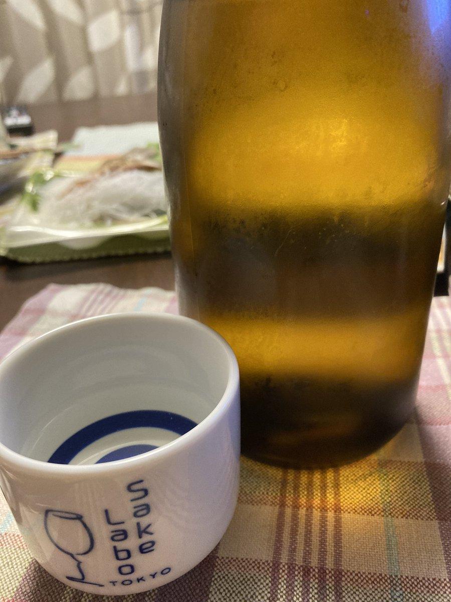 test ツイッターメディア - んー、お刺身には日本酒だよねぇ💕 廣戸川も楯の川も美味しかった✨ https://t.co/NlmfyQ7o4a