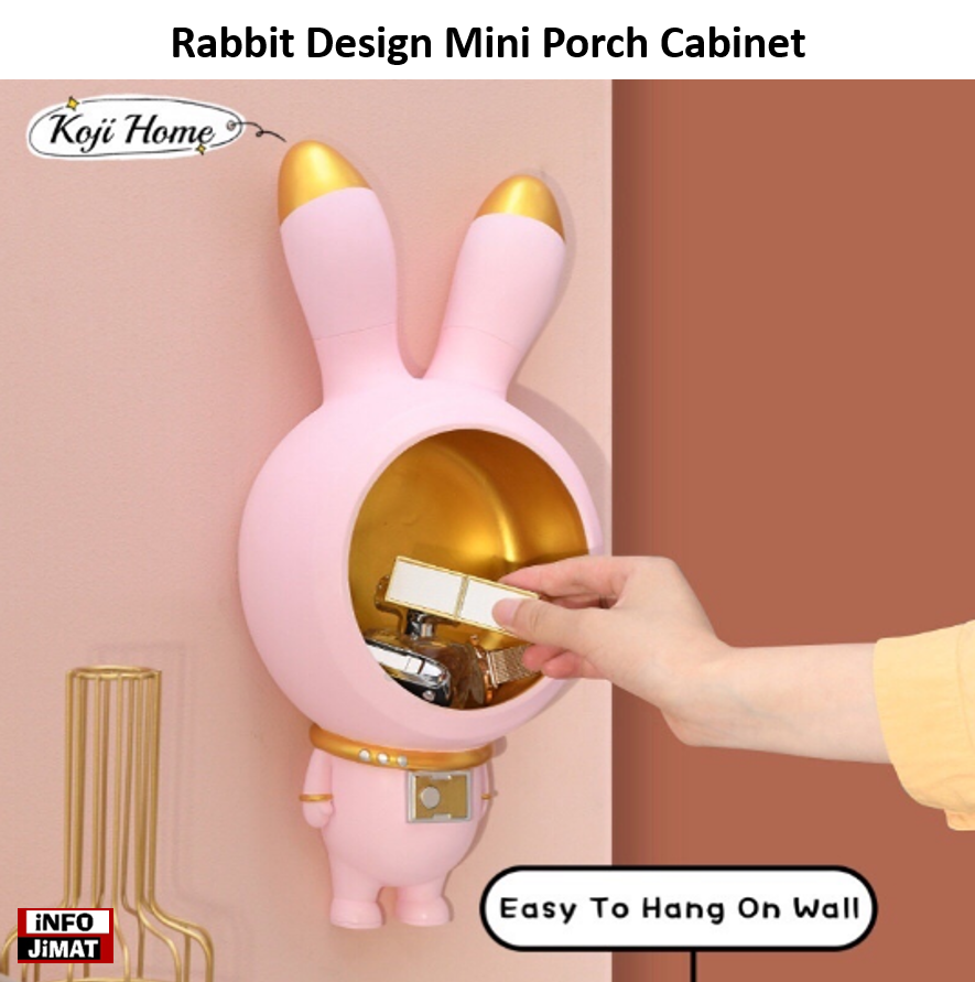 ✔ Rabbit Design Mini Porch Cabinet https://t.co/xbQzOikLDZ ✔ Entryway Key...